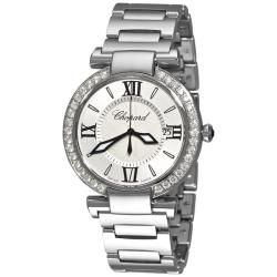 Chopard Women&#39;s &#39;Imperiale&#39; Mother of Pearl Dial Diamond Watch