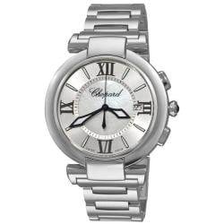 Chopard Women&#39;s &#39;Imperiale&#39; Mother of Pearl Dial Stainless Steel Watch