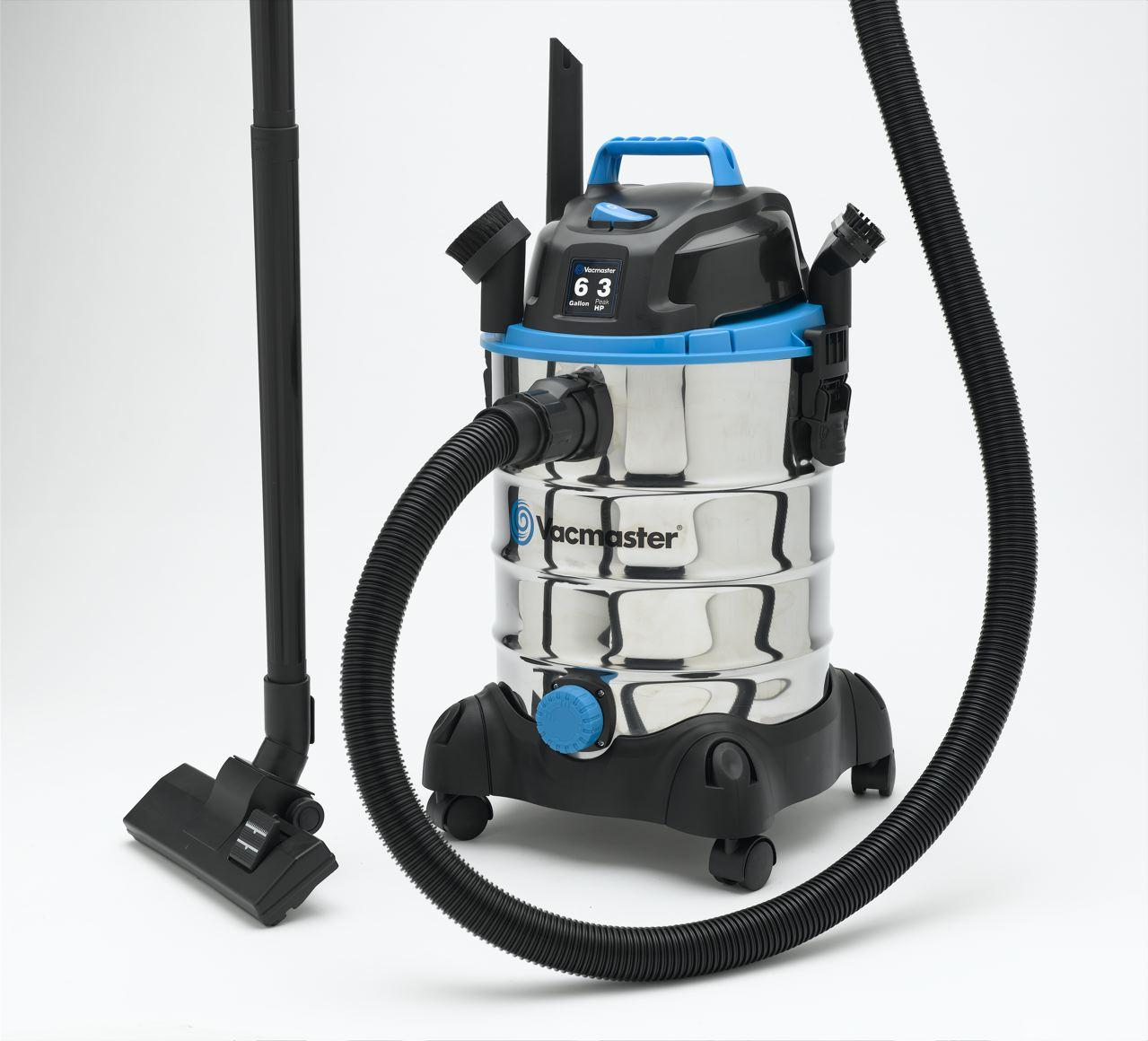 Vacmaster VQ607SFD Stainless Steel Wet/ Dry Vacuum at Sears.com