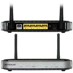 Netgear DGN2000 Wireless-N Router With Built-In DSL (Refurbished)