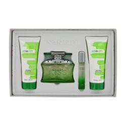 Sex In The City 'Kiss' Women's 4-piece Fragrance Gift Set