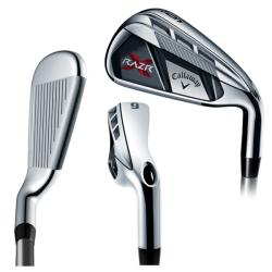 Callaway Women's RAZR X 4-PW/ SW Iron Set
