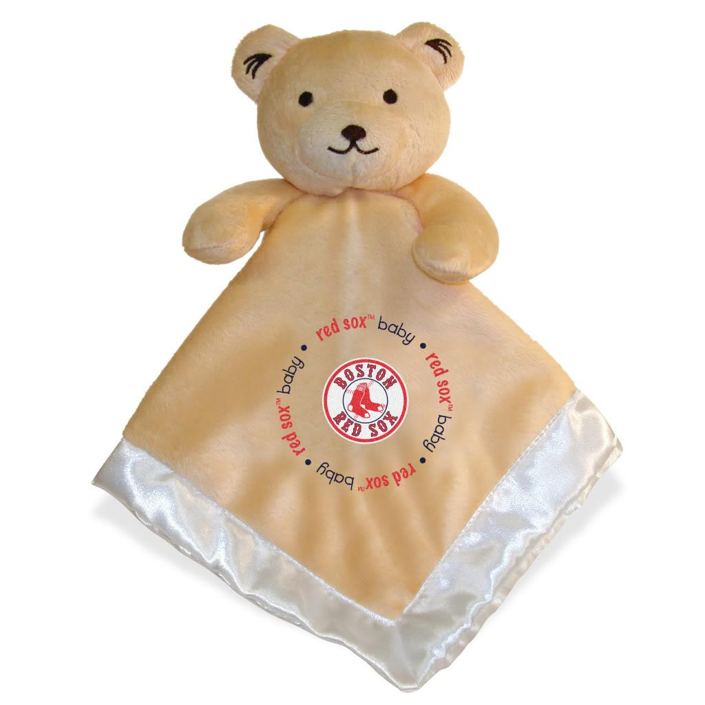 Baby Fanatic Boston Red Sox Snuggle Bear