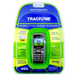 Kyocera 126C Tracfone Pre-paid Grey Cell Phone