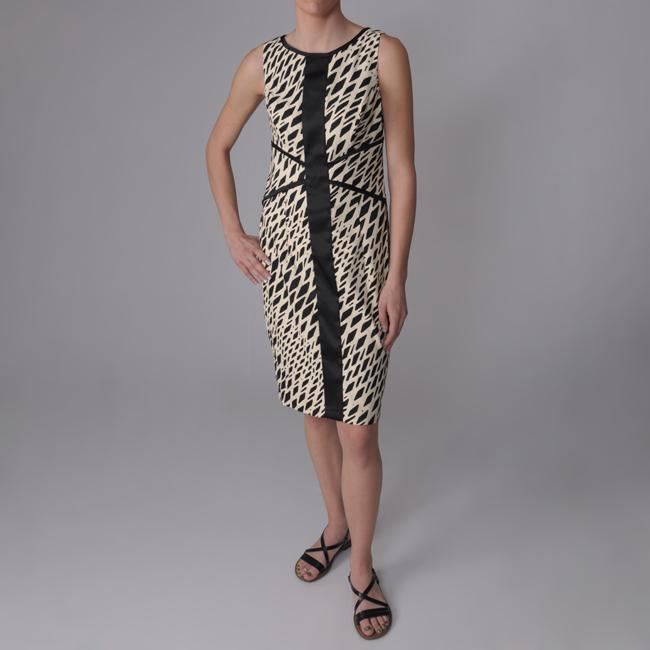 Oliver & James Sangria Women's Retro Print Sleeveless Dress at Sears.com