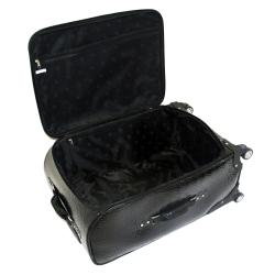 Jenni Chan Bows 360 Quattro 25-inch Wheeled Upright Luggage