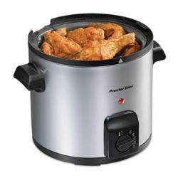 Proctor-Silex 35017Y 4-cup Oil Capacity Deep Fryer