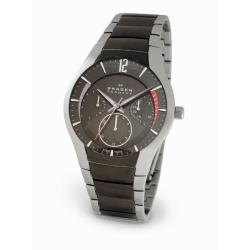 Skagen Men's Multicolor Sport Collection Multi-function Watch