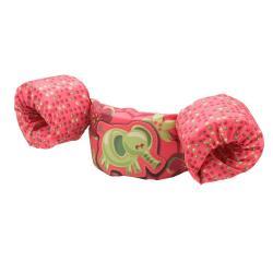 Coleman Children's Pink Elephant Deluxe Puddle Jumper Life Jacket