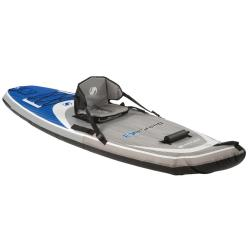 Coleman QuikPak K3 Covered Sit-on-top Inflatable Kayak
