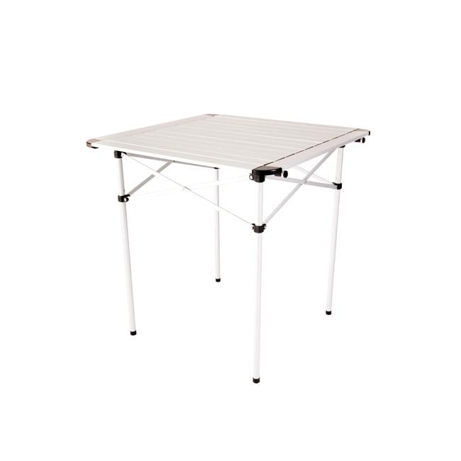 Ledge Model T Roll-top Aluminum Table