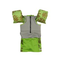 Coleman Children's Boy Aligator Puddle Jumper Kids Suit Life Jacket