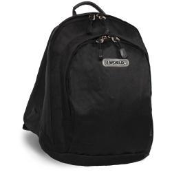 Kids backpacks overstock com shopping the best prices online - J World Black Lakonia Mini Backpack