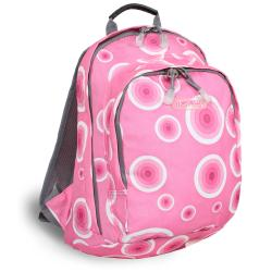 J World &#39;Rosewalk&#39; Pink Target Mini Backpack
