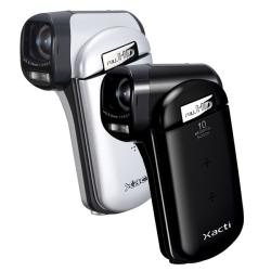 Sanyo VPC-CG20 Full HD 1080 Video and 10 MP Digital Photos with 5x Advanced Optical Zoom