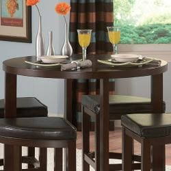 ETHAN HOME Oliver 5-piece Contemporary Counter Dining Set