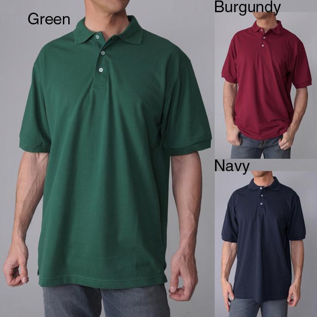 BT Sport Men's Short-sleeve Polo Shirt