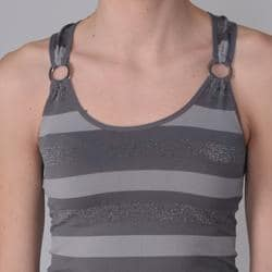 Derek Heart Juniors O-ring Accent Stretch Seamless Tank