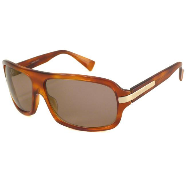 Giorgio Armani GA551 Men's Rectangular Sunglasses