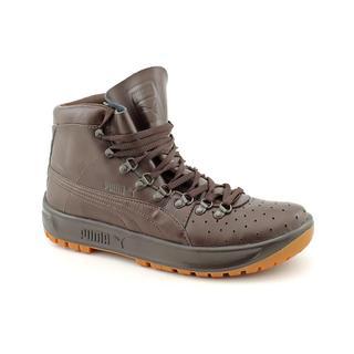 Puma Men's 'GV Alpine' Leather Casual Shoes