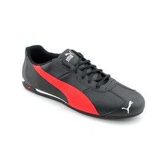Puma Men's 'Repli Cat III Leather' Leather Athletic Shoe