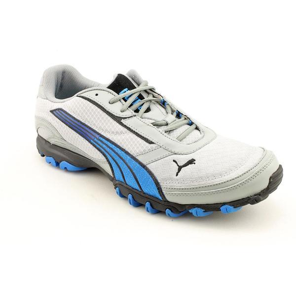 Puma Men's 'Trace Mesh' Basic Textile Athletic Shoe (Size 14)