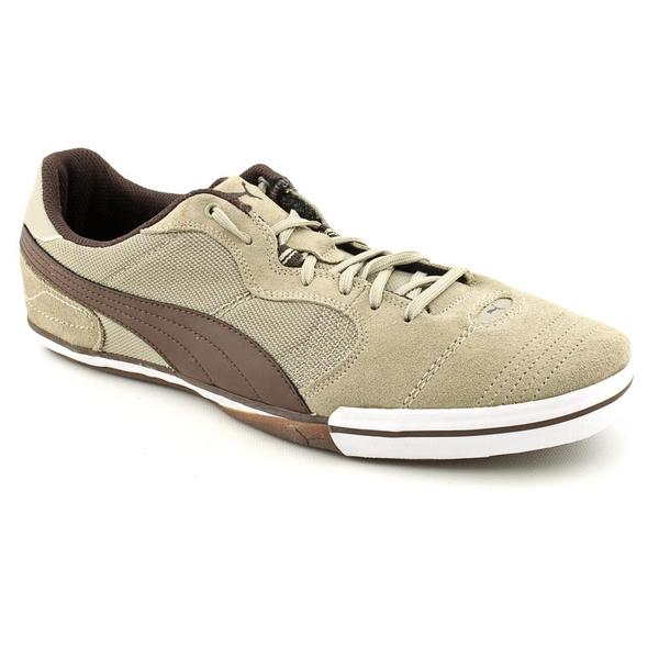 Puma Men's 'Esito Vulc Sala' Regular Suede Casual Shoes (Size 13)