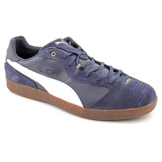 Puma Men's 'Liga Finale Sala' Regular Suede Athletic Shoe (Size 13)