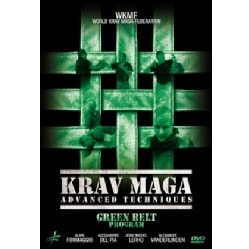 Krav Maga: Advanced Techniques Green Belt Program