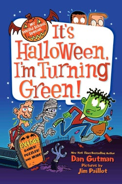 It's Halloween, I'm Turning Green! (Hardcover)