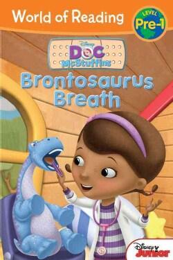 Brontosaurus Breath (Paperback)