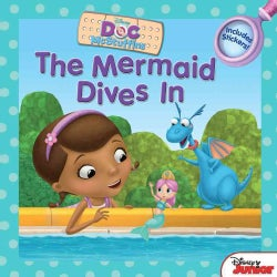 The Mermaid Dives in (Paperback)
