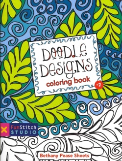 Doodle Designs Coloring Book (Paperback)