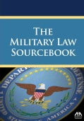 The Military Law Sourcebook (Paperback)