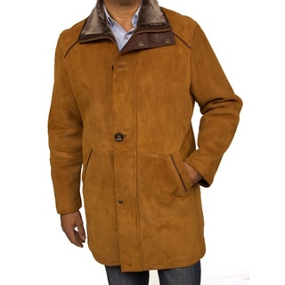 Tatto di Pelle Men's Shearling Coat