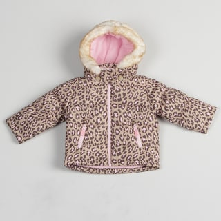 Carters Toddler Girl's Bubble Jacket