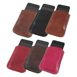 Alberto Bellucci Torino Leather Smartphone Holder