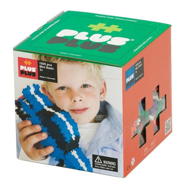 Plus-Plus 1200 Piece Basic
