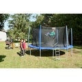 Trampoline &amp; Enclosure Set with Easy Assemble (12 foot)