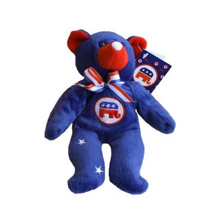 Republican Bean Bag Bear