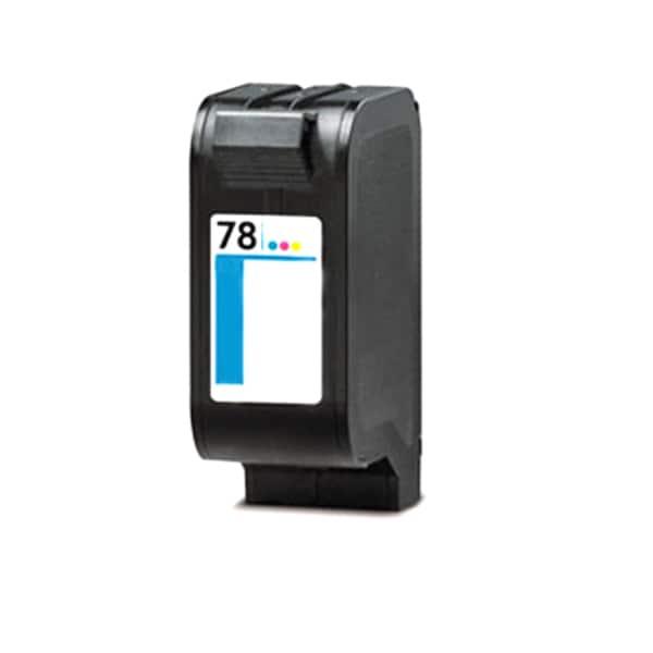 HP 78/ C6578DN Tri-Color Ink Cartridge (Remanufactured)