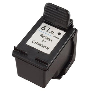 HP 61XL/ CH563WN Black Ink Cartridge (Remanufactured)