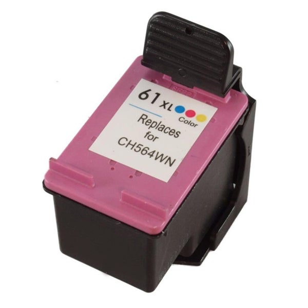 HP 61XL/ CH564WN Color Ink Cartridge (Remanufactured)