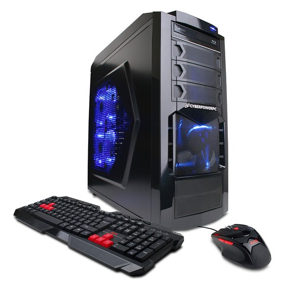 CYBERPOWERPC Gamer Ultra GUA420 AMD FX-8150 3.6GHz Gaming Computer