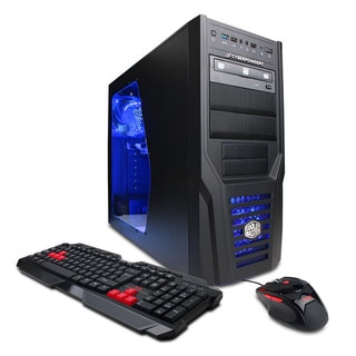 CYBERPOWERPC Gamer Ultra GUA390 AMD FX-4100 3.8GHz Gaming Computer