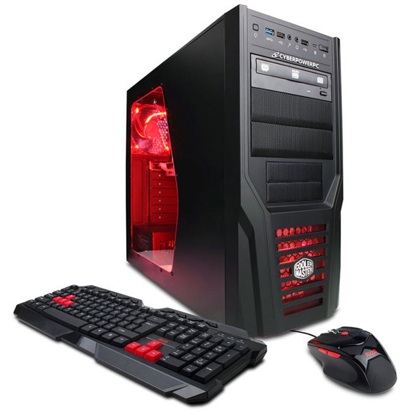 CYBERPOWERPC Gamer Xtreme GXi440 Intel i5 3.2GHz Gaming Computer