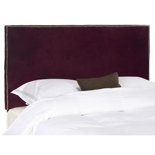 Safavieh Sydney Eggplant Purple Headboard (Full/ Queen)