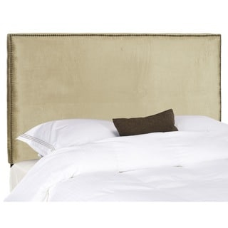 Safavieh Sydney Olive Green Headboard (Full/ Queen)