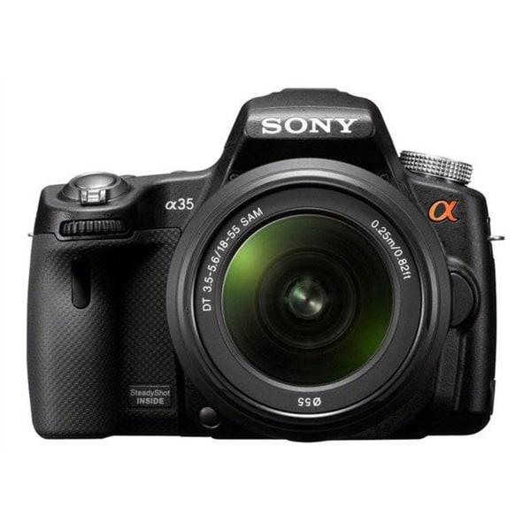 Sony SLT-A35 Alpha 35 DSLR Digital Camera (Body Only)