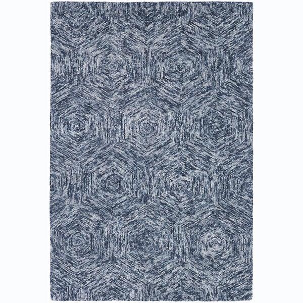 Mandara Hand-Tufted Contemporary Wool Rug